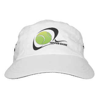 Woven Performance Tennis Hat