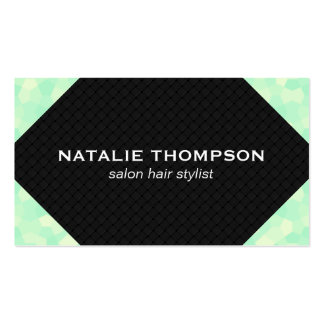 Woven & Polygons Business Card