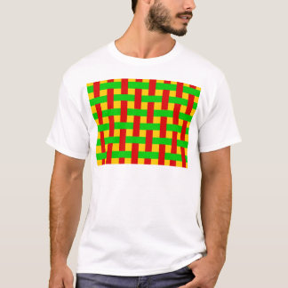 Woven Rasta T-Shirt