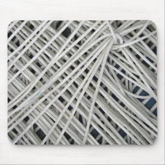 Woven Rope Mousepad
