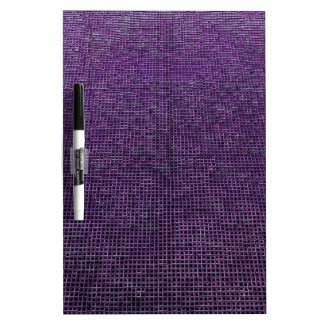 woven structure,purple Dry-Erase whiteboard