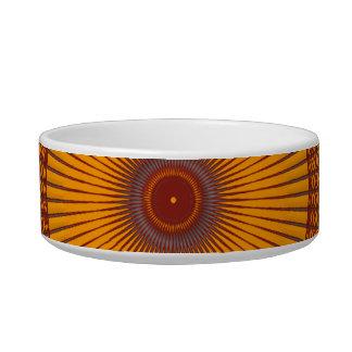 Woven Sunburst Bowl