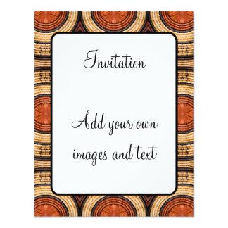 Woven Trivet Pattern Card