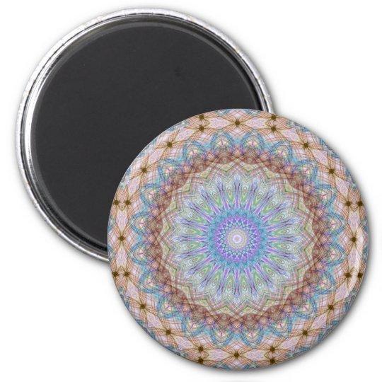 Woven Wheel  Magnet