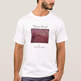 """""""Woven World"""" T-Shirt"""