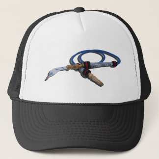 WovenHookahPipeCording051913.png Trucker Hat