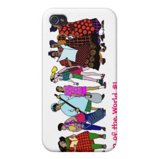WOW #1 Phone Case 1 Covers For iPhone 4