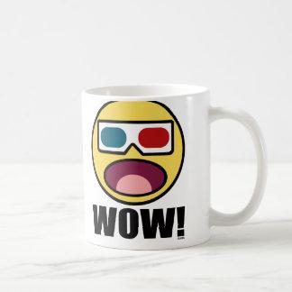 Wow! 3d coffee mug