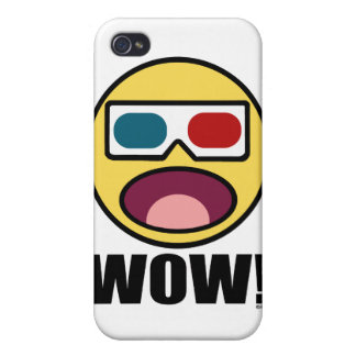 Wow 3D iPhone 4/4S Cover