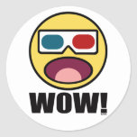 Wow! 3D Stickers