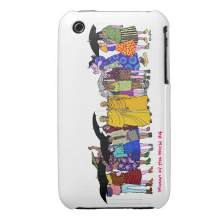 WOW #4 Phone Case 3 iPhone 3 Case-Mate Case