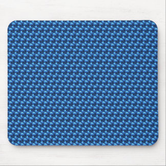 Wow Blue Mouse Pad