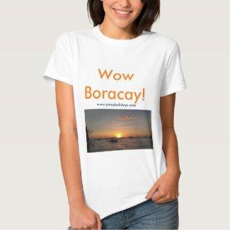 Wow Boracay! Shirt