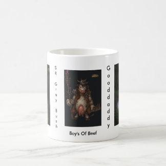 WOW coffee cup