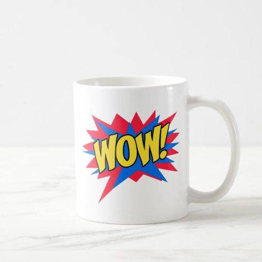WOW exciting Coffee Mug