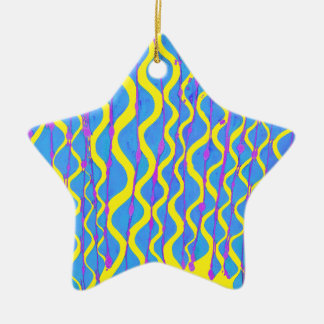 wow factor kicks in and kicks arts ceramic ornament