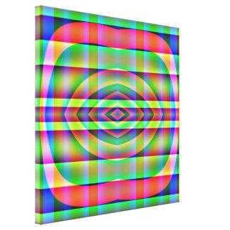 Wow Factor Retreo Canvas Print