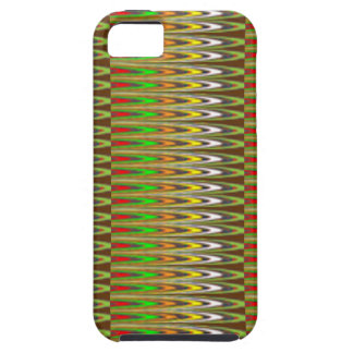 WOW Green Sparkle Wave pattern by NAVIN JOSHI gift iPhone SE/5/5s Case