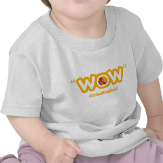 """WOW"" Infant T-shirt"