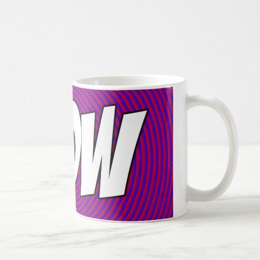 Wow is that a cool mug