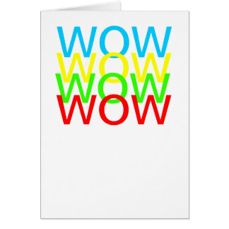 wow!!! Its not your birthday!!! Card