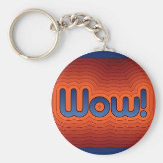 Wow! Keychain