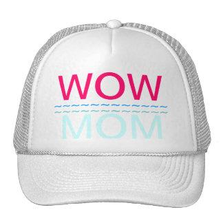 WOW MOM - CAP TRUCKER HAT