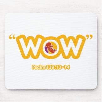 """""""WOW"""" Mousepad"""