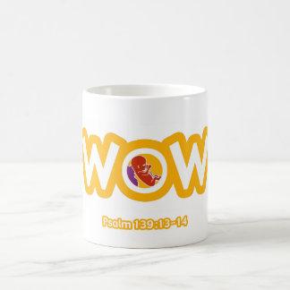 """""""WOW"""" Mug"""