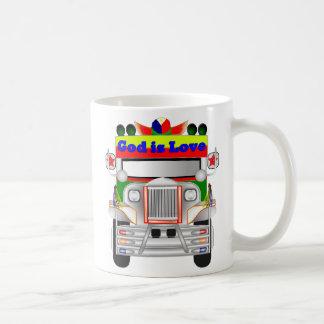 WOW  Philippines  jeepney Coffee Mug