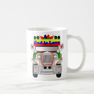 WOW  Philippines  jeepney Mug