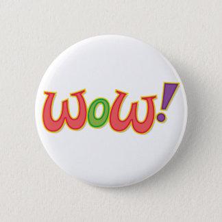 Wow! Pinback Button