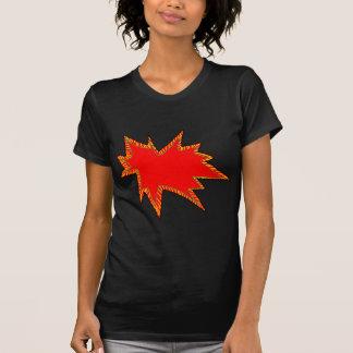 Wow Pop Pow Comic Art Super Heroes Word Bubble T-Shirt