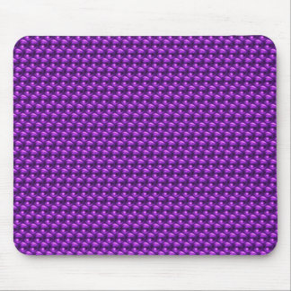 Wow Purple Mouse Pad