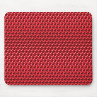 Wow Red Mouse Pad