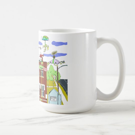 WOW Signal's True Meaning Coffee Mug