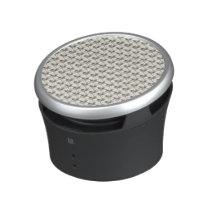 Wow Silver Bluetooth Speaker