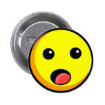 WOW Smiley Button