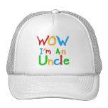Wow soy un tío T-shirts y regalos Gorro De Camionero