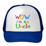 Wow soy un tío T-shirts y regalos Gorro
