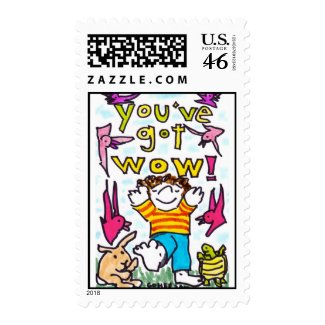 Wow Stamps - You've got wow!