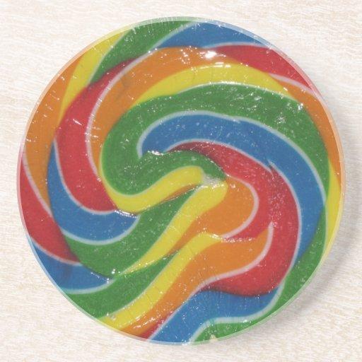 WOW. That's a Flippin Huge Lollipop Coaster