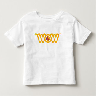 """WOW"" Toddler T-shirt"