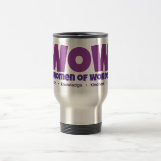 WOW Travel Coffee Cup
