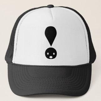 wow trucker hat