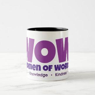 WOW Two-Toned Mug