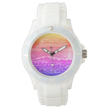 Beach Themed WOW   Watch!!!!!!!!! Wrist Watch