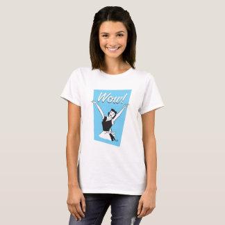 Wow! woman T-Shirt