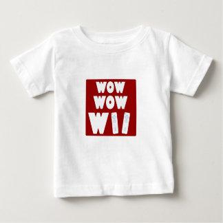 Wow Wow WII Tee Shirt