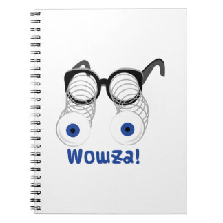 Wowza Note Book
